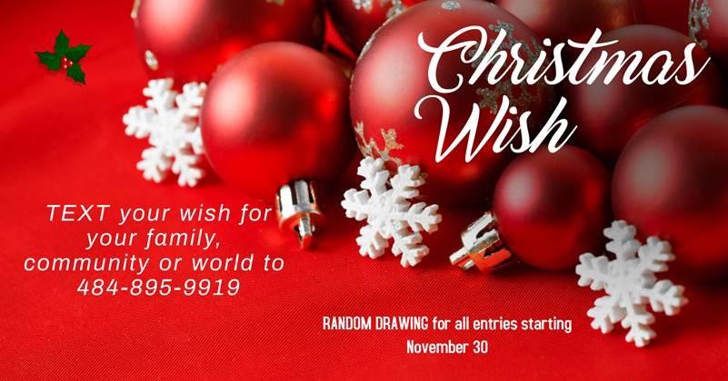 Christmas Wish Gift Card Giveaway